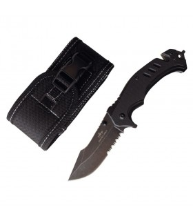 Rescue assisted opening knife