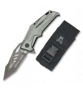 K25 Android tactical knife Titanium