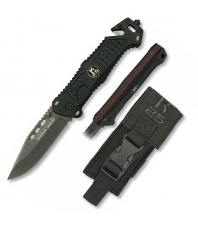 Knife with night signaling