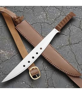 Genesis Machete with leather case