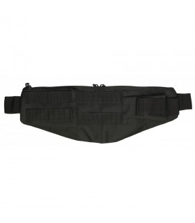 Fanny pack, black, Nylon, 600D