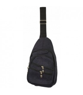 Shoulder bag Barbaric, black