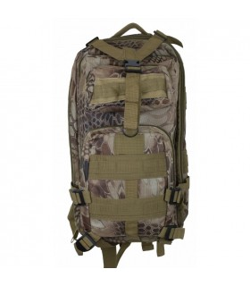 Tactical backpack camo Barbaric, nylon