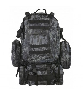Backpack Black Python Camo, Barbaric