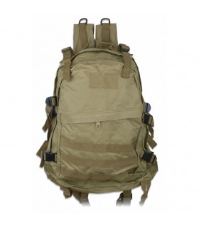 Backpack nylon Coyote, Barbaric