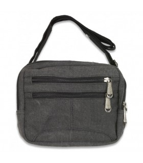 Bag Barbaric canvas, Black