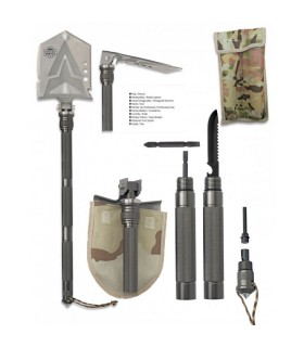 Shovel tactical Full Survival