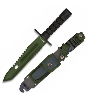 Knife Bayonet green