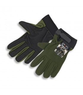 Gloves Barbaric green