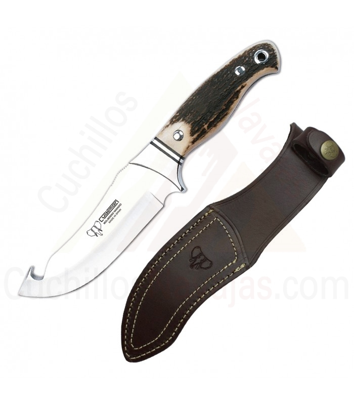Knife skinner long Cudeman