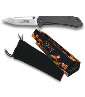 Knife Tokisu G10, blade of 6.6 cms.