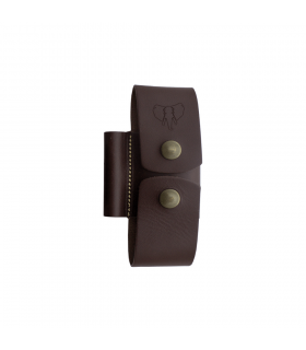 Holster brown for accessories