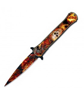 Pocket knife Albainox Ghost Rider
