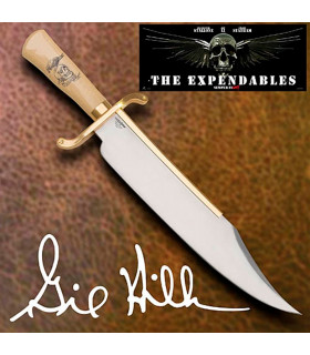 Bowie knife from the movie The Expendables