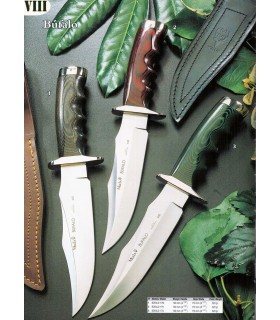 Buffalo Knife with wooden handle