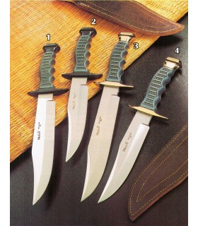 Big Mountain Knife with rubber handle