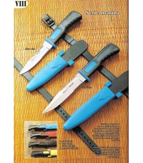 Knives underwater marine series