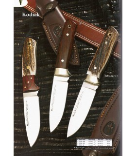 Kodiak one-piece knife