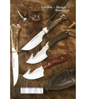 Gredos-Beagle-Reccoon Knives