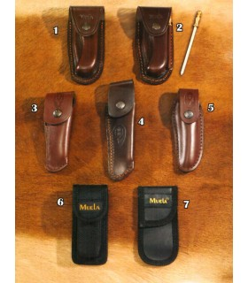 Cases for knives
