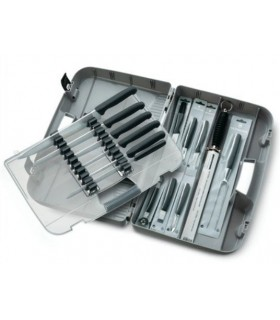 small briefcase to cook, 14 pieces