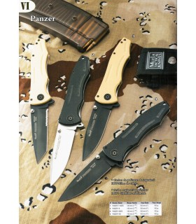 Panzer Desert handle knives