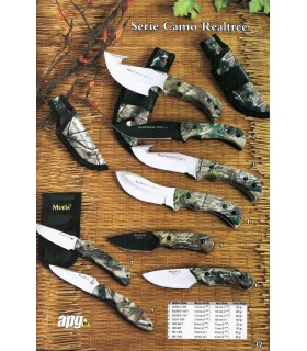Knives Realtree Camouflage series Camo
