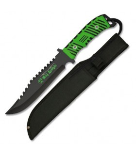 Mad Zombie Tactical Knife