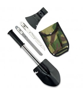 Survival Shovel with sheath