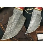 Damascene knives
